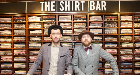 london, fashion, london fashion week, shirt bar, t-shirts