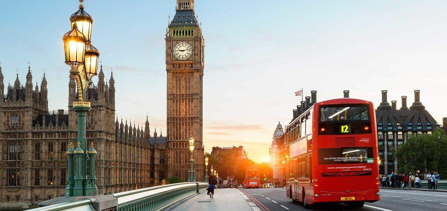 London Infographic: Fascinating Facts On England's
