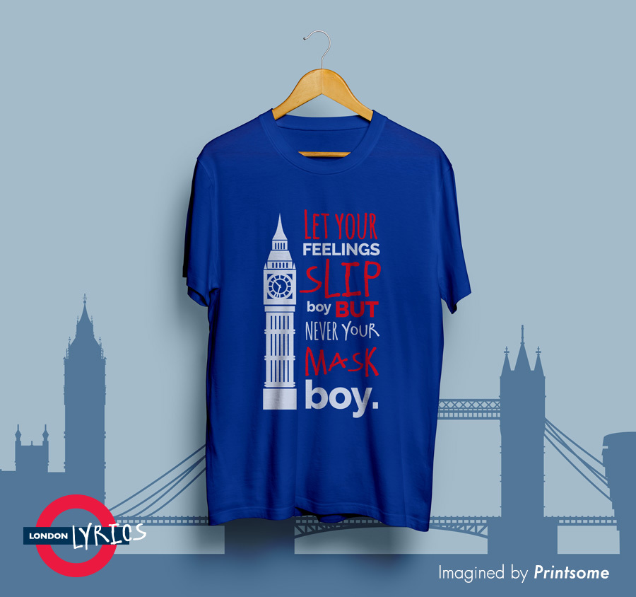 london-tshirts-let-your-feelings logo