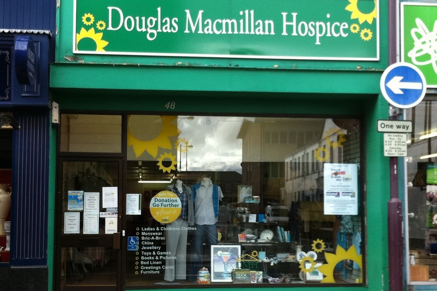 macmillan shop
