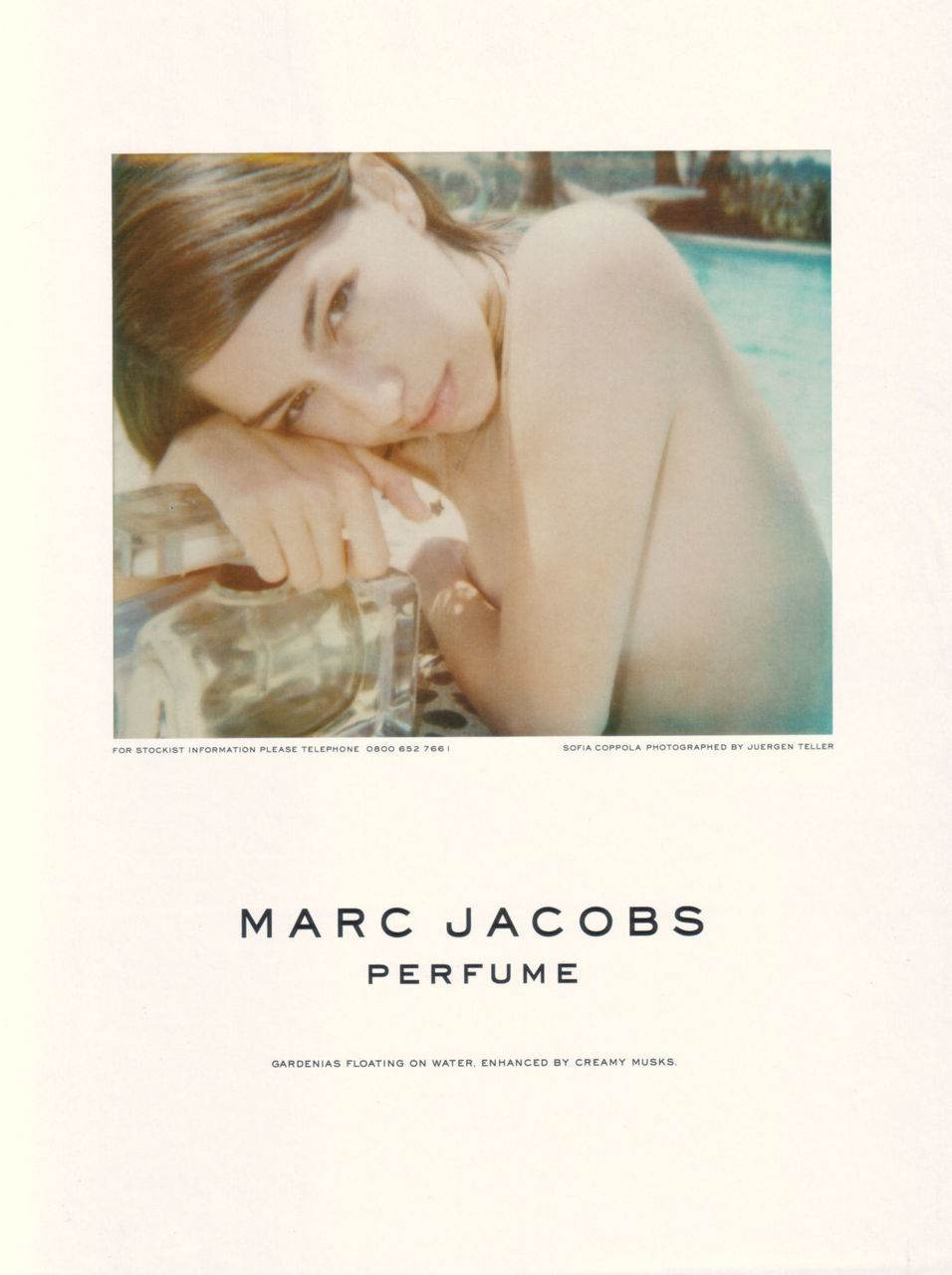 fashion ad campaigns, marc jacobs, sophia coppola