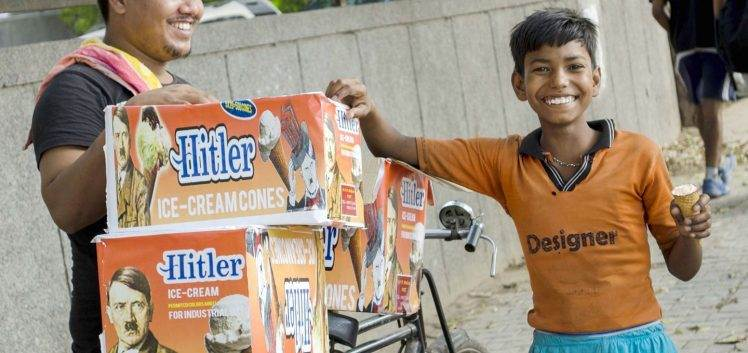 marketing fails from recent years - hitler ice cream
