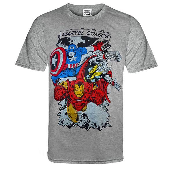 T shirt tuesday comic book superhero t shirts for Comic t shirts online