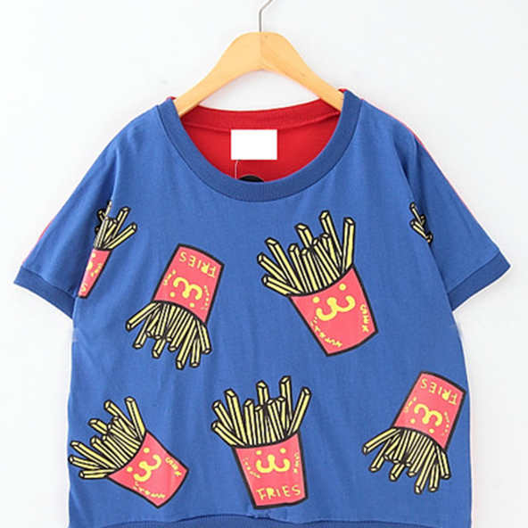 mcdonalds, mcdonalds t-shirt, unofficial t-shirt