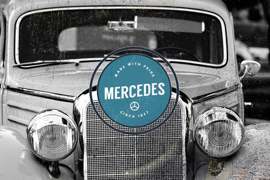 mercedes-vintage