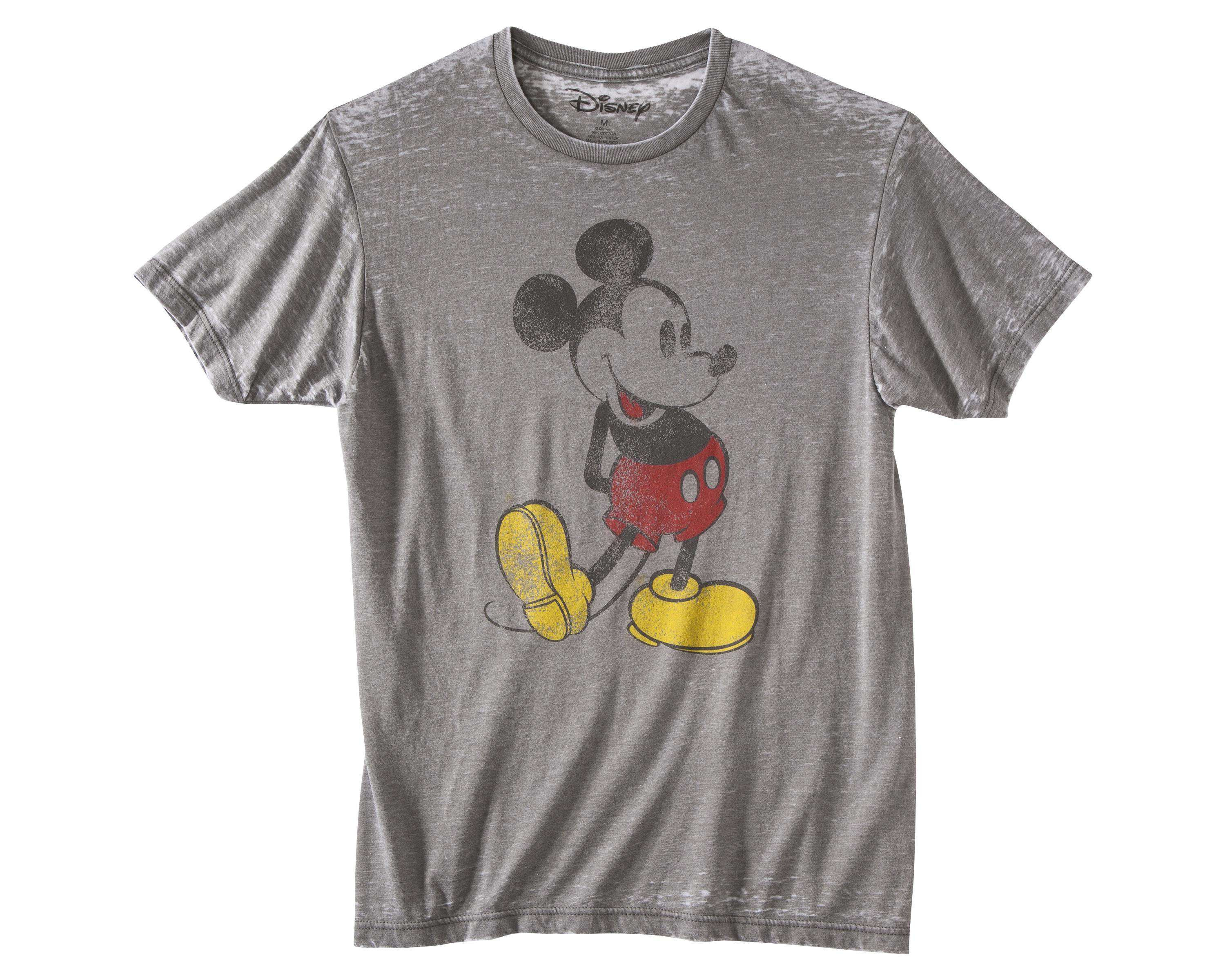 mickey mouse - iconic t-shirts