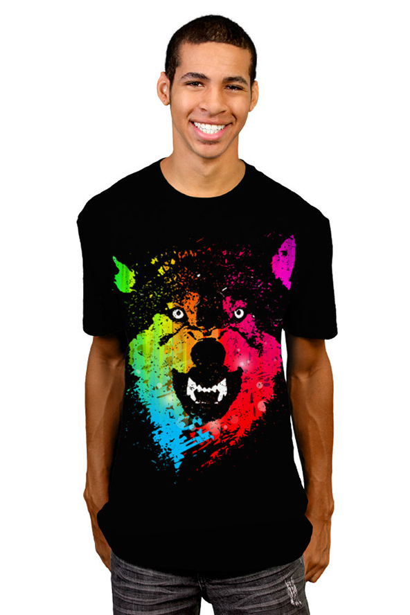 T-shirt Tuesday: Neon T-shirts