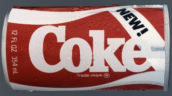 "Can of the ""New Coke"""
