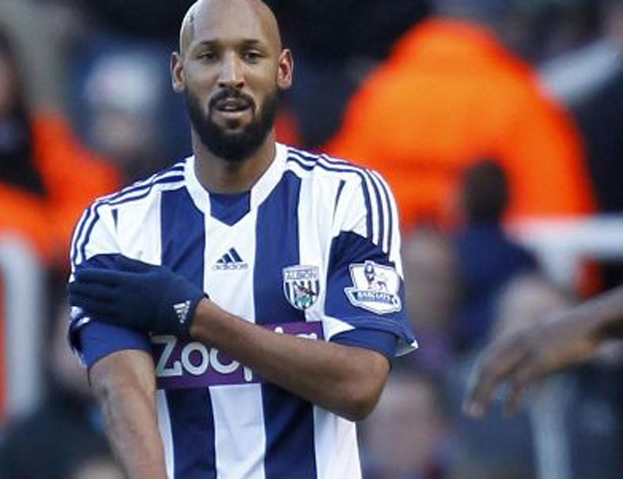nikolas anelka, quenelle, zoopla, sponsorship vs advertising