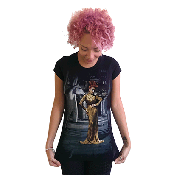 paloma faith, paloma faith t-shirt, paloma faith a perfect contradiction,