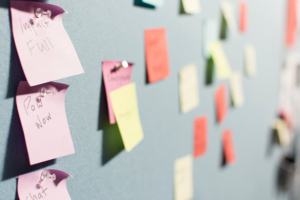 Post its, brand strategy