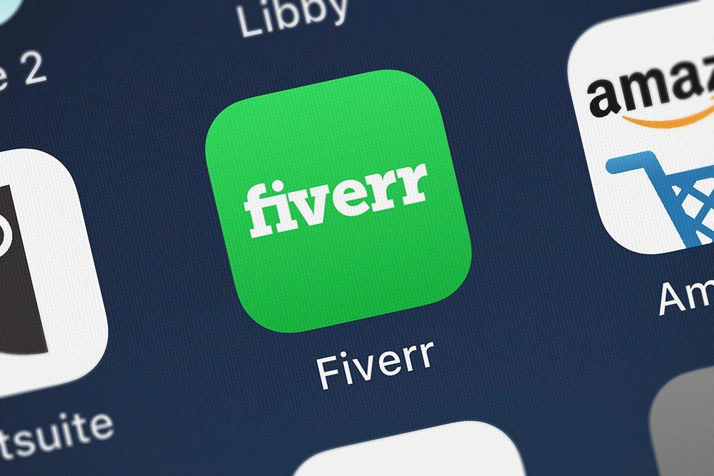 Personal brand - Fiverr