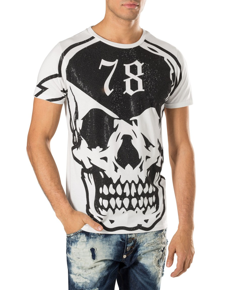 T-shirt by Philipp Plein
