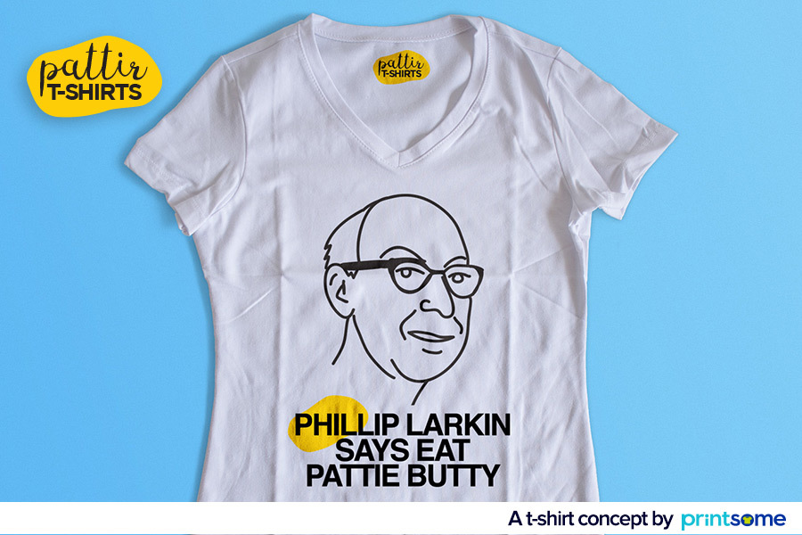 phillip-larkin-Hull-t-shirts