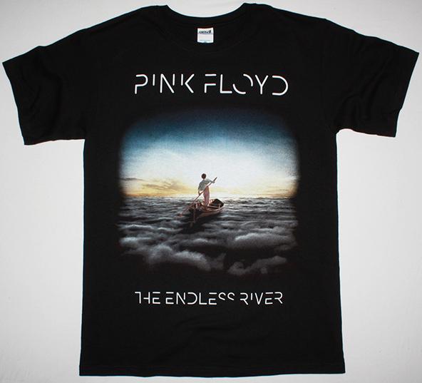 pink floyd, pink floyd t-shirt, pink floyd endless river, pink floyd endless river t-shirt