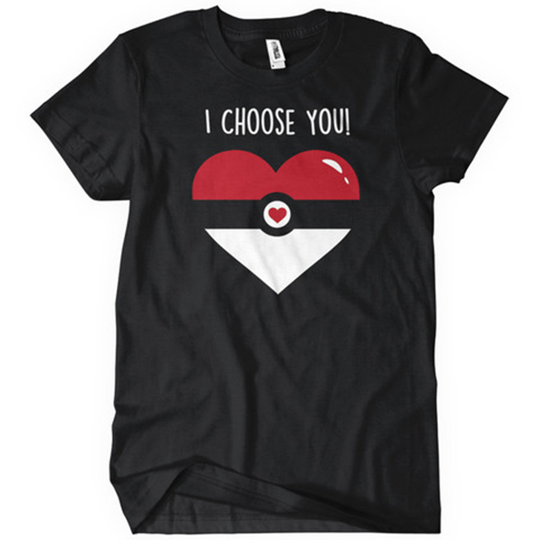 pokemon, pokemon valentines day t-shirt, valentines day t-shirt, valentines day t-shirts