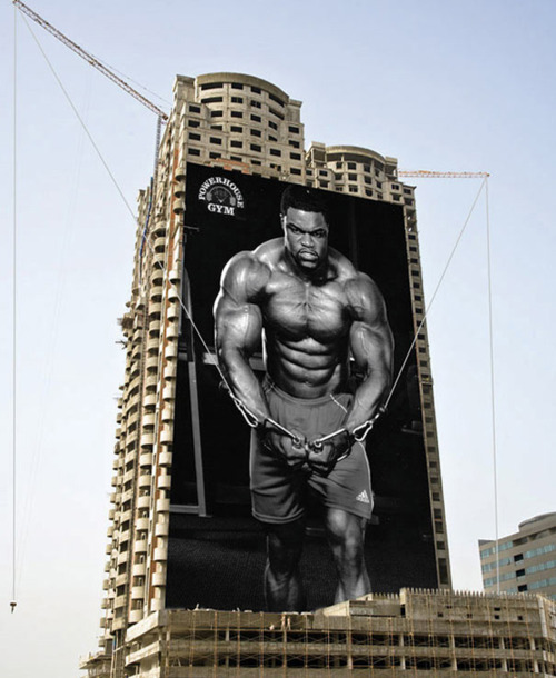 Powerhouse Gym Ad Campaign