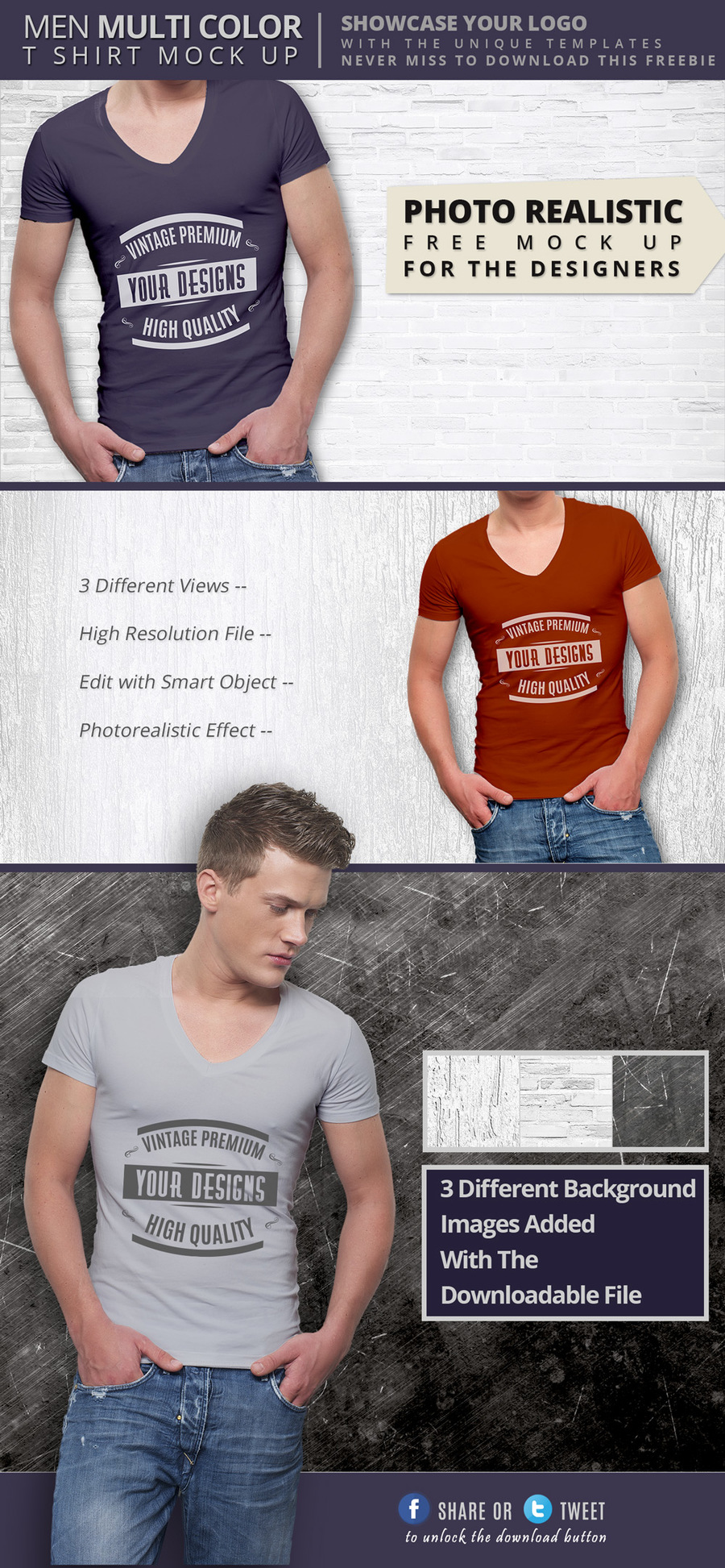 v-neck t-shirt templates