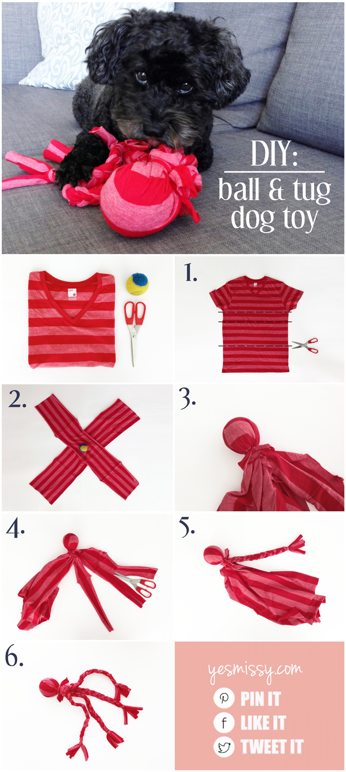 19 creative ways to recycle t shirts for Creative ways to recycle