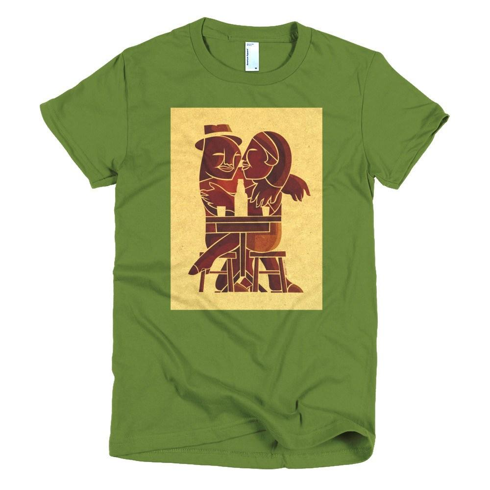 #TshirtTuesday Sambatribe Green T-shirt