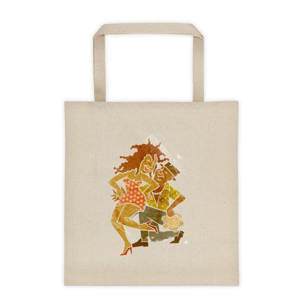 #TshirtTuesday Sambatribe Tote Bag