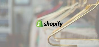 shopify infographic, header image, hero image, logo, hangers