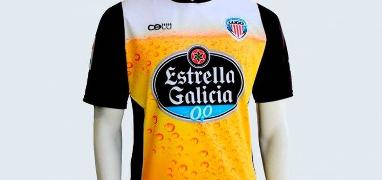 57fe70d3a Football shirt name and number: When teams get creative · personalised vest  tops. Merchandise