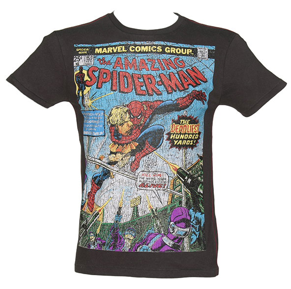 Spiderman, spiderman t-shirt, superheroes, superhero t-shirts, direct to garment