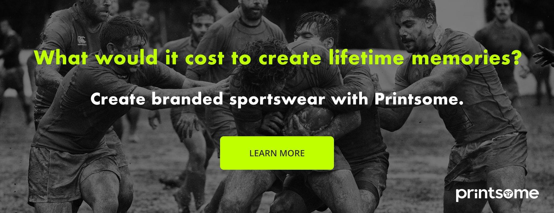 Printsome, Sportswear, banner