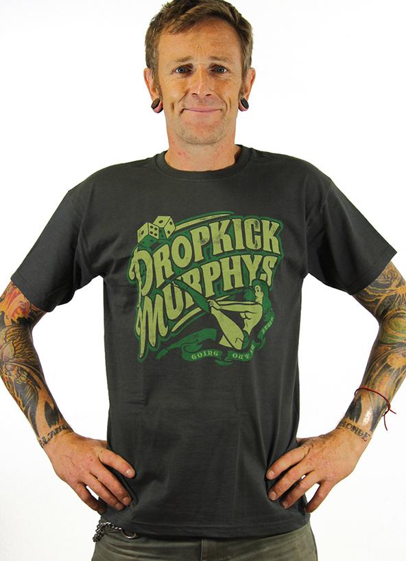 Dropkick Murphys 10 Years Of Service