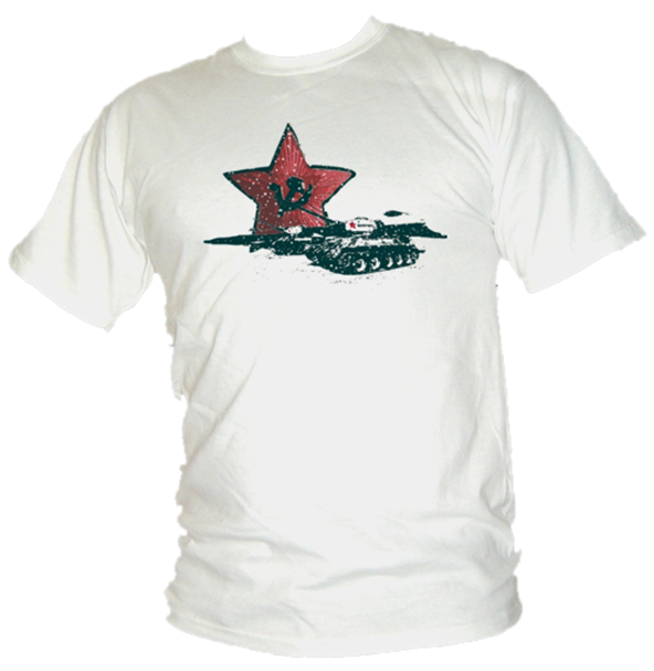 russian tank, red star t-shirt, red star and russian tank t-shirt, revolution t-shirt,