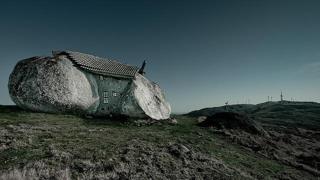Casa do Penedo in Portugal