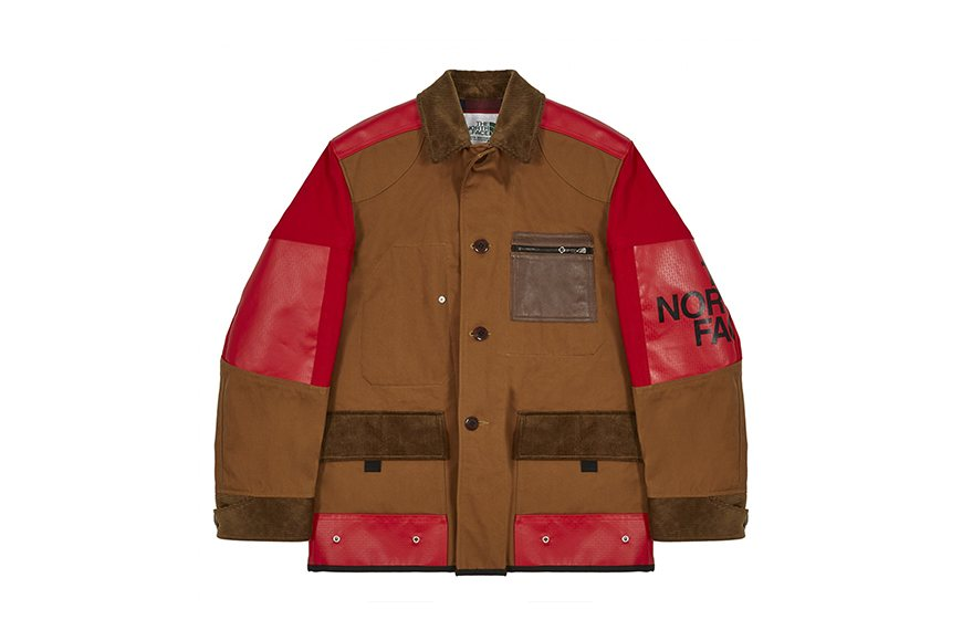 Streetwear Collaborations, Junya Watanabe, The North Face, streetwear collaborations