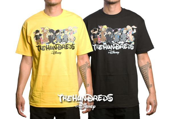 streetwear collections, the hundreds, Disney