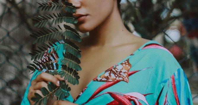sustainable fashion brands, dress, hero image