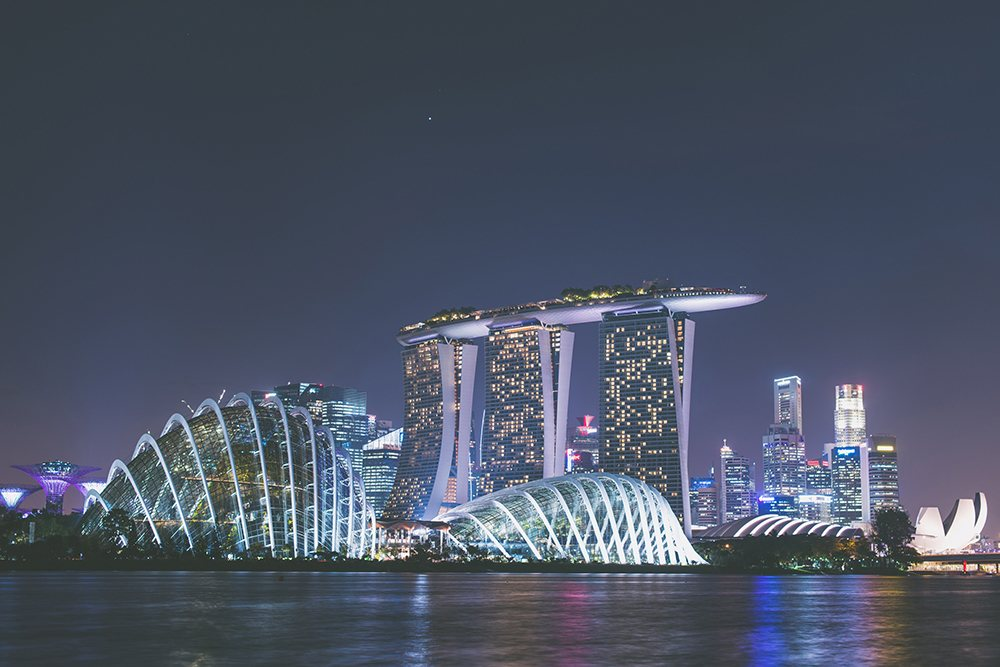 event tech trends, singapore, smart cities
