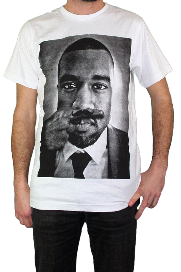 kanye west t-shirt, hipster t-shirt