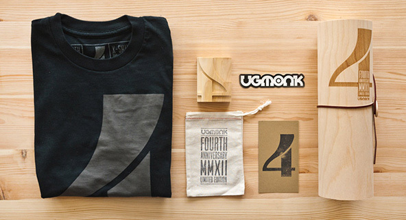 Creative t shirt packaging design examples for Best way to pack shirts