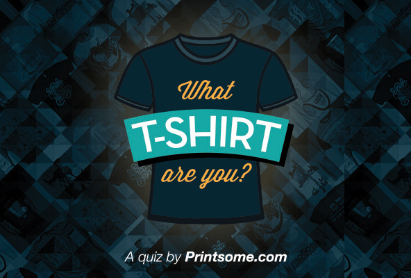 t-shirt quiz
