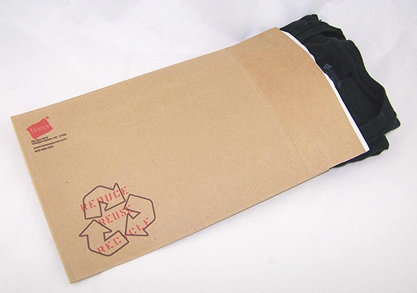20 creative sustainable packaging design examples for Bags for t shirt packaging