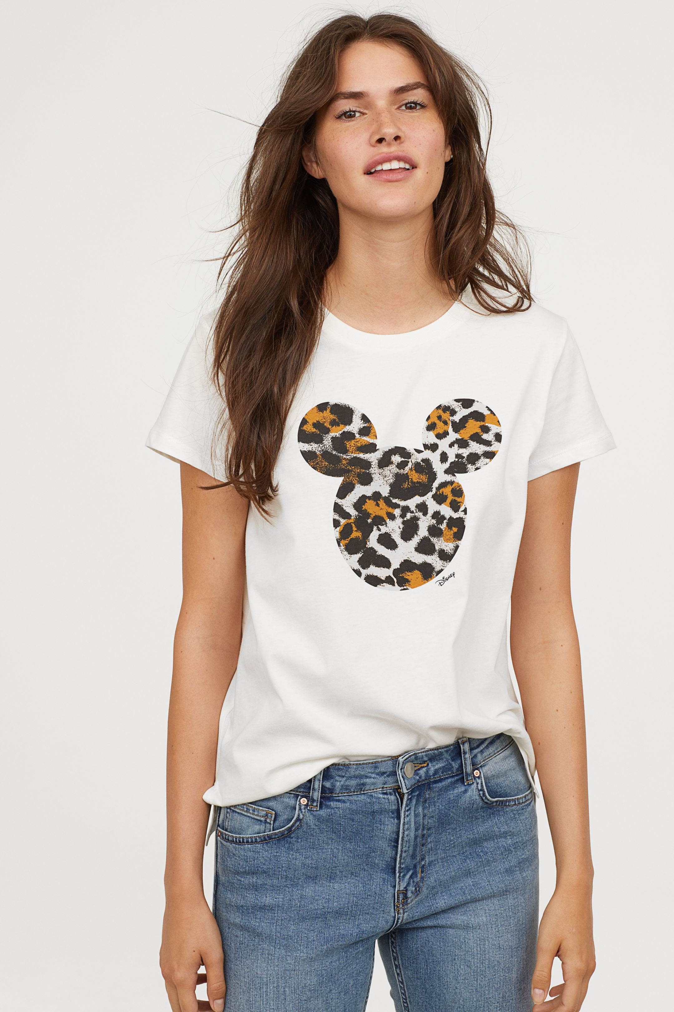 t-shirt trends 2018, h&m, animal print