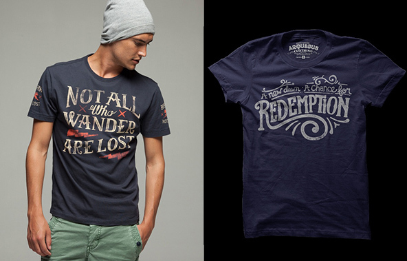 Vintage T Shirt Printing 17