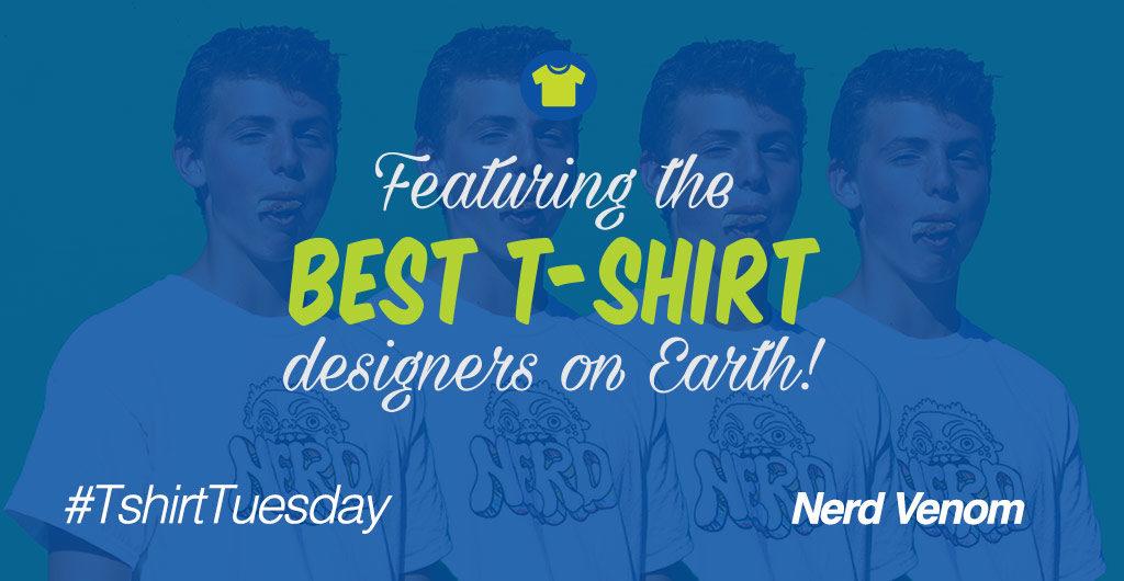 T-shirt Tuesday: Nerd Venom