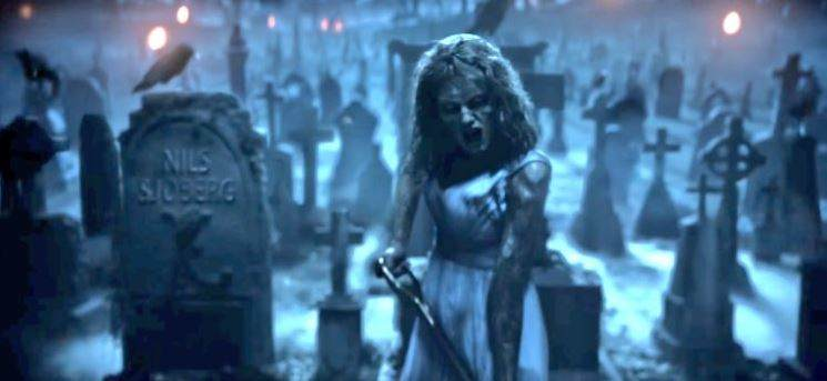 taylor swift zombie, halloween 2017, costume idea