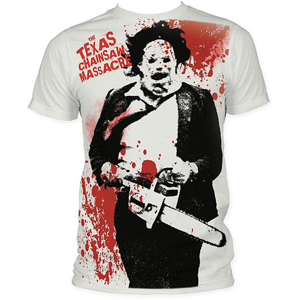 texas chainsaw massacre, texas chainsaw massacre t-shirt, leatherface, leatherface and chainsaw, leatherface t-shirt