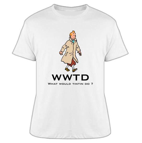 tintin, tintin t-shirt, comic book t-shirt, comic book t-shirts, comic books, t-shirts