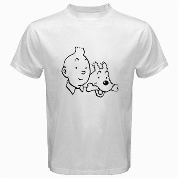 tintin, tintin t-shirt, comic book t-shirt, comic book t-shirts, comic books, t-shirts