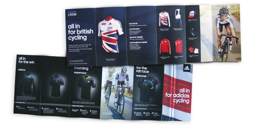 Cycling marketing campaign - Adidas