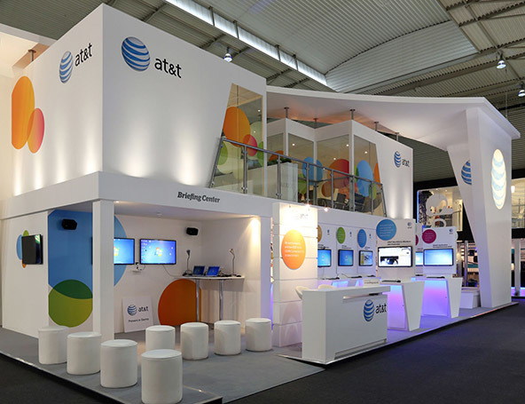 Exhibition Stand Leeds : Beautiful trade show stands that inspired and delivered