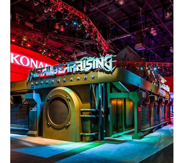Exhibition Stand Games Ideas : Beautiful trade show stands that inspired and delivered